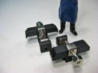 LGB 50161 - 2 Gleisanschlussklemmen