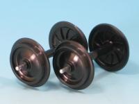 LGB 67401 - Kunststoff-Scheibenradsätze