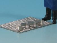 11200 B - Metallpalette - unbemalter Bausatz Spur II / G