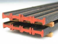 DUHA 11425 A - I-Stahl-Profile gealtert (Spur H0)