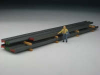 DUHA 11427 - Stahlprofile (Spur H0)
