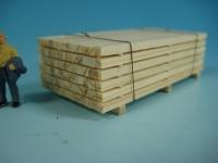 DUHA 11470 - Balkenstapel aus 78 Balken (Spur H0)