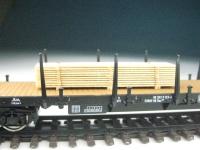 DUHA 11475 A - 40 Bretter, gestapelt (Spur H0)