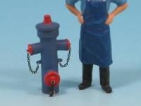 86550 B - Bausatz für Hydrant, offene Ausführung