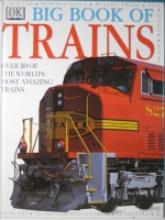 Big Book Of Trains - Hardcover (1998) - englisch
