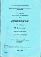 Entfernungszeiger f. Personen- und Gepäckverkehr, DB 1995