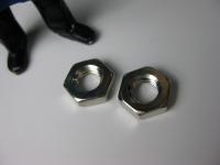 Schraubenmutter für Schornstein · Mutter M6 Ø 10 mm