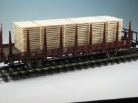 DUHA 15270 - Bretter-Stapel 190 x 50 x 45 mm (Spur I)