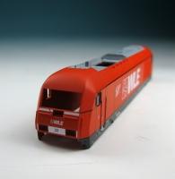 Fleischmann Ersatzteil - Lokgehäuse 726006 WLE