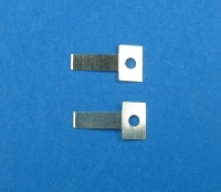 2 x Andruckfeder für Loks BR 86, Spur N