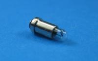 Fleischmann Kleinstlampe, Glühlampe klar, 6535, 50 mA, 14 V, 2,8 mm,Glas 2,5 mm, Wulst 3,5 mm