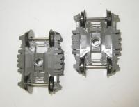 2 x Drehgestell MD AA   für Fleischmann H0   Nr.  314461   (12)