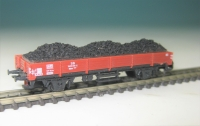 Ladegut Kohle für Märklin-Wagen Fad 50 Ootz (Spur Z)