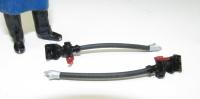 2 x Brems - Kupplungsschlauch für Magnus-Fahrzeuge und -wagen