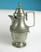 Antiker Zinnkrug, Kanne (AN 65)