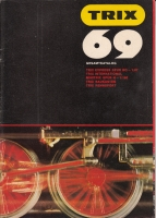 Gesamtkatalog TRIX 1969