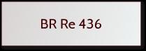 Fleischmann BR Re 436