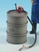 59600 Bausatz - Ölfass mit Pumpe