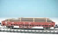 DUHA Ladegut 13220 A - Stahlplatten