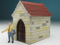 DUHA 21330 - Fränkische Kapelle (Spur H0)