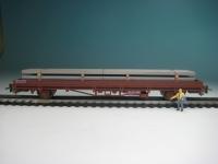 DUHA 11425 - Stahl I-Profile (Spur H0)