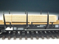 DUHA 11476 A - 40 Bretter, gestapelt (Spur H0)