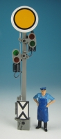 LGB Ersatzteil - Vorsignal Vr0/Vr1 ohne Antrieb (50910)