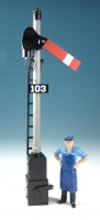 LGB Ersatzteil - Amerikanisches Flügelsignal (50960)