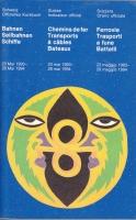 Offizielles Kursbuch Schweiz 1993/94