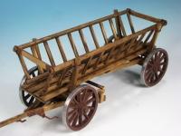 40977 - Leiterwagen aus Echtholz