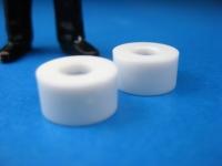 LGB Ersatztei, 2 weiße Kunststoff- Lampeneinsätze 2045/64
