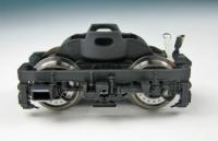 Drehgestellblock komplett für Lok 7386, grau