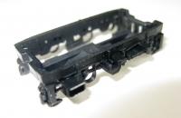 Drehgestellrahmen schwarz für Lok 7386