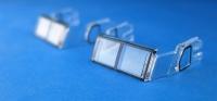 2 Fensterblenden ohne Lichtleiter für Loks 738501 bis 738507