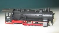 Lokgehäuse mit Rauchkammertür für BR 56