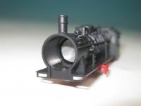 Lokgehäuse für Loks BR 55 - ohne Rauchkammertür