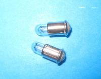 2 x Märklin Steckglühlampe klar, 19 V