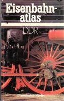 Eisenbahnatlas DDR