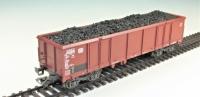 DUHA Ladegut Kohle 143 mm lang (Spur H0)