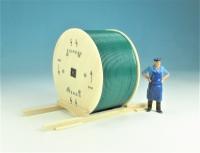 DUHA 16263 - Siemens Kabeltrommel mit grünem Kabel (Spur G)